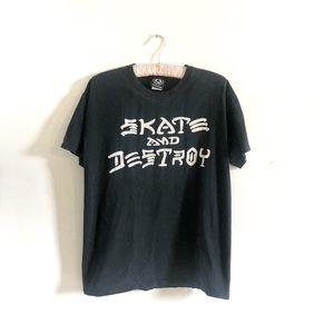 Thrasher   Skate and Destroy Tee